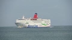 17 07 30 Stena Europe Rosslare  (1) (pghcork) Tags: stenaline stenaeurope stenahorizon rosslare wexford ireland ferry