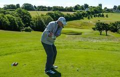 David Sleat on the 10th Tee (Neville Wootton Photography) Tags: 2017golfseason captainsdaysmens davidsleat golf golfsectionmens stmelliongolfclub teeshots saintmellion england unitedkingdom