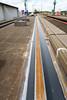 """Moerdijkbrug - """"Vernieuwing ERS-spoorsysteem (Embedded Rail System) 30 juli 2017"""" Moerdijk.30 by Hans Hendriksen (Travel Photography - Reisfotografie) Tags: prorail randstad zuid dordrecht moerdijk lage zwaluwe moerdijkbrug spoorbrug brug strukton rail sweco sanering sloop opbreken spoor sporen spoorbaan spoorwegen ns 1951 vakwerkbrug geklonken compensatielas compensatie inrichting edilon sedra qumey laspockets brugdeel brugdek rijkswaterstaat gieten ers embedded system tweecomponenten hollands diep waterstralen goot 2500 bar spoorwerk spoorwerker lwb robotwagen robot"""