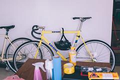 DSCF4200 (Liu A) Tags: fixedgear fixie fixedlife njs lookkg233p kg233p nitto tomonibike bikeaddition