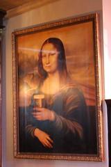 Disney World: Disney Springs - Raglan Irish Pub - Mona Lisa (wallyg) Tags: disneysprings disneyworld florida lakebuenavista orangecounty orlando raglanroadirishpub thalanding walydisneyworldresort monalisa waltdisneyworldresort