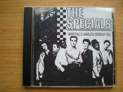 THE SPECIALS - Markthalle Hamburg Germany 16th January 1980 (livegigrecordings) Tags: specials