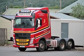Ferguson Transport Mallaig Volvo FH X50 AFT