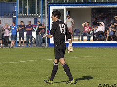 Buru (Dawlad Ast) Tags: real oviedo filial vetusta b futbol requexon asturias soccer pretemporada entrenamiento partido match españa spain carlos aramburu buru portero