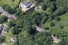 Cringleford Bridge built in 1520 - Norwich aerial view (John D F) Tags: cringleford norwich norfolk aerial bridge yare river aerialphotography aerialimage aerialphotograph aerialimagesuk aerialview viewfromplane britainfromabove britainfromtheair highdefinition hidef highresolution hires hirez