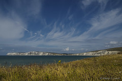 Isle of Wight - Freshwater Bay 2 (Philip Lench) Tags: isleofwight freshwaterbay hampshire whitecliffs seascape seaside seaview