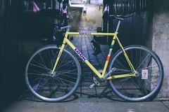 DSCF4402 (Liu A) Tags: fixie fixedgear fixedlife bikeaddition njs lookkg233p kg233p keirin