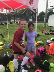 IMG_9812.JPG (lynnstadium) Tags: uofl louisville soccer girls success win winners ball goal teaching learning camp cardinal spirit l1c4 lynn stadium