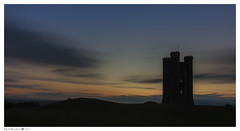 The Tower (MarkWaidson) Tags: broadway tower hitech10stop le longexposure sky clouds silhouette