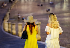 """ Midnight Hat. "" (pigianca) Tags: italy siena streetphoto urbanphoto hat fujixt1 fujinon90mmf2"