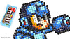 M&M Mosaic - MegaMan Nintendo (Kitslams Art) Tags: nintendo mm mosaic pixel art nes snes 8bit gamers video games mandm mosaics pixelart toad shyguy mushroom samus aran megaman mega man bowser boo baby mario super bros mosaicart mosaicartist mmmosaic rubikscubemosaic artwithitems artwithcandy artwithmms artwithrubikscubes rubikscubeart rubiksart mosaicdrawing drawingmosaic kitslamsart kitslam videogameart videogameartist videogamepixelart 8bitart 8bitartist nintendoart nintendoartist nintendopixel snesart nesart marioart marioartwork mariobrosart