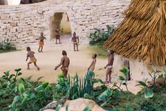 Playing in the Yard (Jerry Bowley) Tags: rivieramaya xelha model ecopark tulum diorama allinclusive