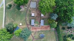 DJI_0006 (Montpelier Archaeology) Tags: indianadrone archaeology aerial fencelin fenceline southyard