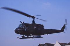 Bell UH-1D (Pentakrom) Tags: weston super mare helidays 1999 bell uh1 huey german army heer 7118