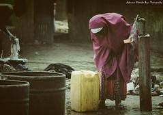 Pages (Adeosun Olamide) Tags: girl nigeria north kano hausa fulani muslim water tap