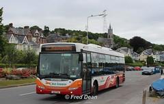 Bus Eireann SL6 (09C239). (Fred Dean Jnr) Tags: buseireann scania omnilink july2017 cork sl6 09c239 monkstown buseireannroute223 bus ck230ub