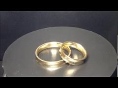Aliança de Casamento em Ouro Amarelo 18K Côncava (portalminas) Tags: aliança de casamento em ouro amarelo 18k côncava