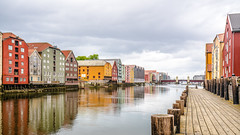 Trondheim, Bakklandet (DC P) Tags: nidelva trondheim nidelven bakklandet old town gamle bybro wooden river riverside historic historical pov color colors colorful city norway center centre sight architecture angle a7rii beautiful bej dof digital explore fantastic hdr haven harbor ngc outdoor outside panorama port reflection reflections street serene soe travel urban view village water wideangle cityscape panoramas