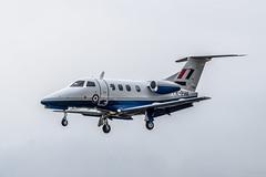 Embraer 500 Phenom 100E (Manx John) Tags: royalairforcerafregprphkembraer500phenom100eseria royal air force raf reg prphk embraer 500 phenom 100e serial 5000375