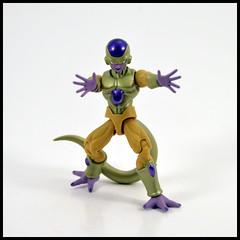 Golden Frieza (Corey's Toybox) Tags: dragonballz dbz anime shodo actionfigure figure toy goldenfrieza frieza dragonballsuper