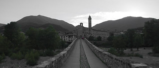 Bobbio in Summertime