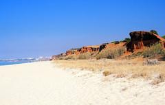 Where i spent my hols. (S.K.1963) Tags: elements portugal algarve felesia beach sand sky olympus omd em5 12 40mm pro