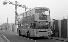 Buses of the outskirts (Fray Bentos) Tags: londoncountrybusservices nationalbuscompany jpl105k leylandatlantean leylandpdr1a1 parkroyal