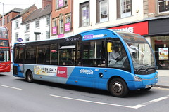340 YJ61CFX Nottingham City Transport (EHBusman1958) Tags: 340 yj61cfx nottinghamcitytransport
