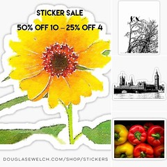 Make your school year more stickery! 😀 More stickers, more savings! All from my Instagram Photos 50% Off 10 Stickers in any combination 25% Off 4 Stickers in any combination #stickers #photos #art #sale #redbubble #products (dewelch) Tags: ifttt instagram make your school year more stickery 😀 stickers savings all from photos 50 off 10 any combination 25 4 art sale redbubble products