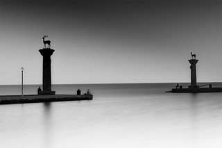 loneliness at the Rhodes..................