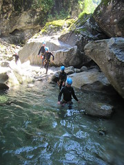 IMG_1841 (Mountain Sports Alpinschule) Tags: mountain sports zillertal canyoning blue lagoon