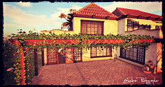 Villa @Amandia (Exedra Lyric) Tags: amandia second life secondlife secondlifeitalia italia villa