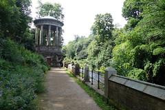 Heading off again (koukat) Tags: scotland edinburgh uk drive water leith walkway river path walk st bernards well