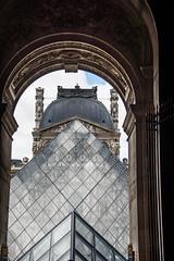 Louvre - Paris (framir2014) Tags: paris france castle museum pyramide hdr