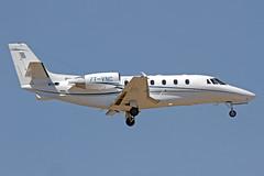 7T-VNC LMML 17-07-2017 (Burmarrad) Tags: airline private aircraft cessna 560xl citation xls plus registration 7tvnc cn 5606171 lmml 17072017