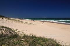 Peregian Beach (blauepics) Tags: australia australien queensland qld landscape landschaft seascape sea meer water wasser beach strand sunshine coast küste waves wellen turquoise türkis blau blue sand peregian