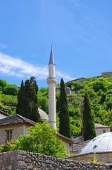 02 - Bosnie-Herzégovine, Počitelj, Bosnie-Herzégovine, au bord de la Neretva (paspog) Tags: bosnieherzégovine počitelj islam europe neretva mai may 2017