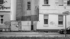 Die Stadt 94 (sw188) Tags: nrw dortmund ruhrgebiet sw stadtlandschaft street bw blackandwhite