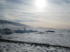 Snow fields and sun, Middle Atlas near Azrou, Morocco (Paul McClure DC) Tags: middleatlas morocco jan2017 almaghrib ifrane azrou mountains winter scenery snow northafrica