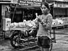 Banana Cart (Beegee49) Tags: filipina bananas skewers cart street bacolod city philippines