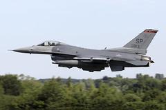 90-0813 F-16C (Ian Tate) Tags: raffairford ffd egva riat2017 900813 generaldynamicsf16cfightingfalcon
