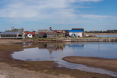 Maritime Wanderings (Aymeric Gouin) Tags: canada princeedwardisland ileduprinceedouard pei maritime northamerica northrustico village town reflection water eau seaside mer sea nature color travel voyage olympus omd em10 aymgo aymericgouin