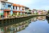 Along the river in Melaka, Malaysia (Frans.Sellies) Tags: img2184 melaka malacca malaysia canal