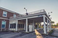 Abandoned Border Crossing Station - Noyes, Minnesota (Tony Webster) Tags: canada emerson manitoba minnesota noyes unitedstates border bordercrossing building historic station us