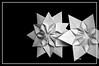 Talina and variation (talina_78) Tags: origami star hexagon talina