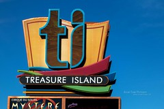 Vegas Baby! (AshlandT) Tags: lasvegas vegas highroller travel cityofsin gambling casinos citylights neon neonlights signs hotels ti treasureisland