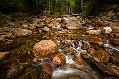 Nineteen Brook. White Mountain National Forest. New Hampshie. (Vladimir Grablev) Tags: jackson newhampshire unitedstates us