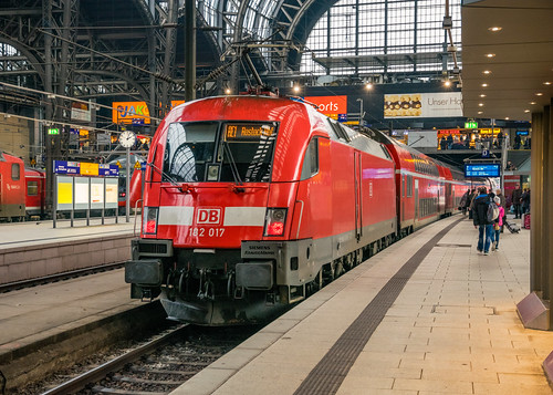 182 017-4 DB Regio RE1 Hamburg Hbf 29.01.17