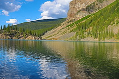 Lake Morraine Painting with my camera (bbosica20) Tags: absolutelystunningscapes glacierlakes lakemorraine canada alberta banff banffnationalpark lakes beautiful landscape 2017 summer2017