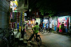 """""""I want the viewers to be moved into the lives of the people that are looking at, the visual experience is incredibly emotional."""" - Paul Fuseo (rsbarman) Tags: street night life bazar market"""